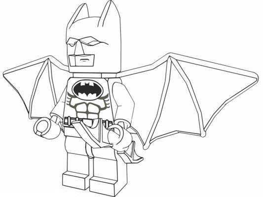 Kleurplaten Lego Iron Man - ARCHIDEV